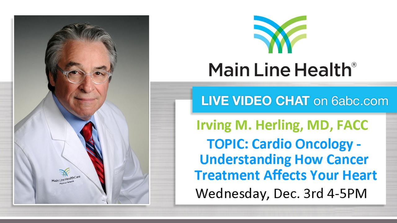 Please join us for an ONLINE VIDEO CHAT with Dr. Herling on Wednesday, Dec. 3rd from 4-5PM.