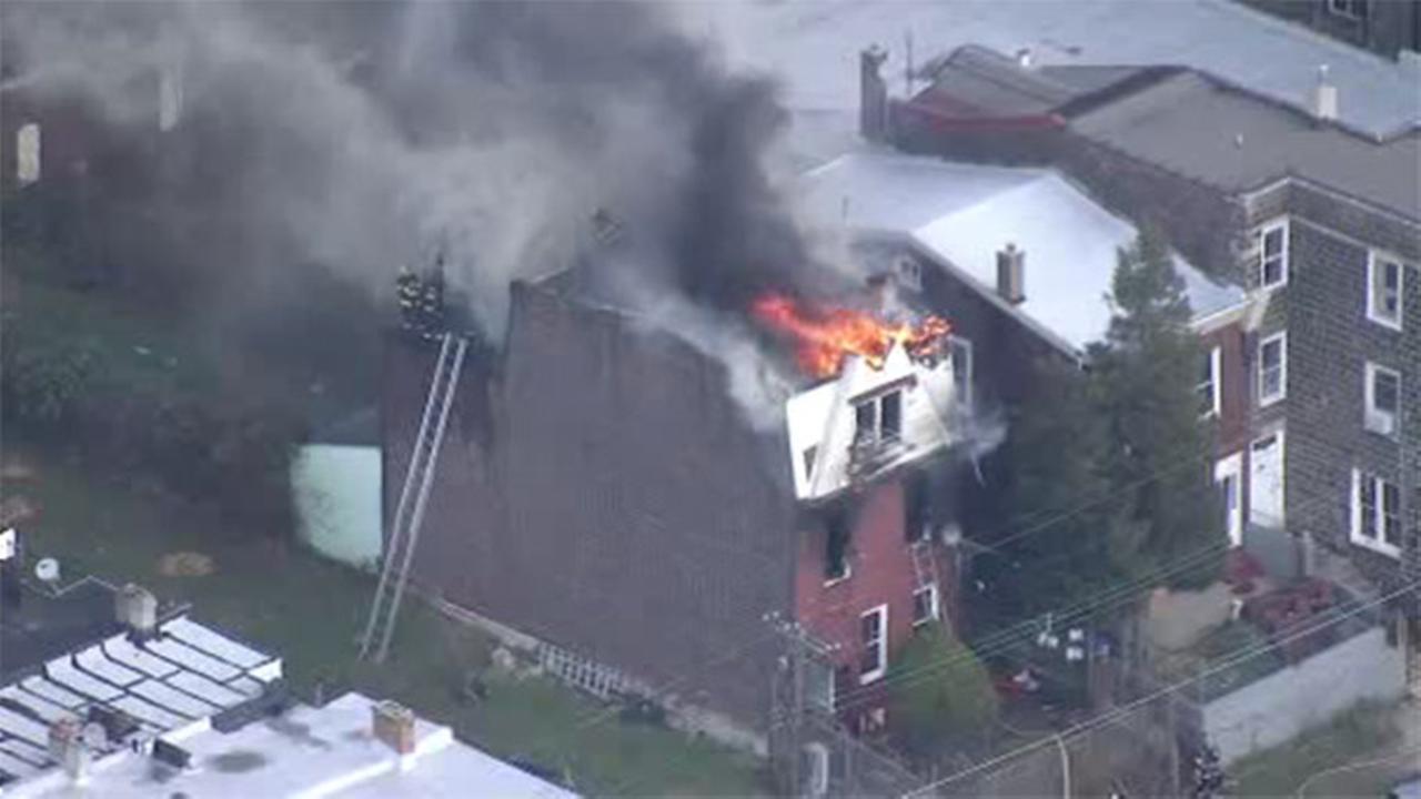 Fire in Feltonville