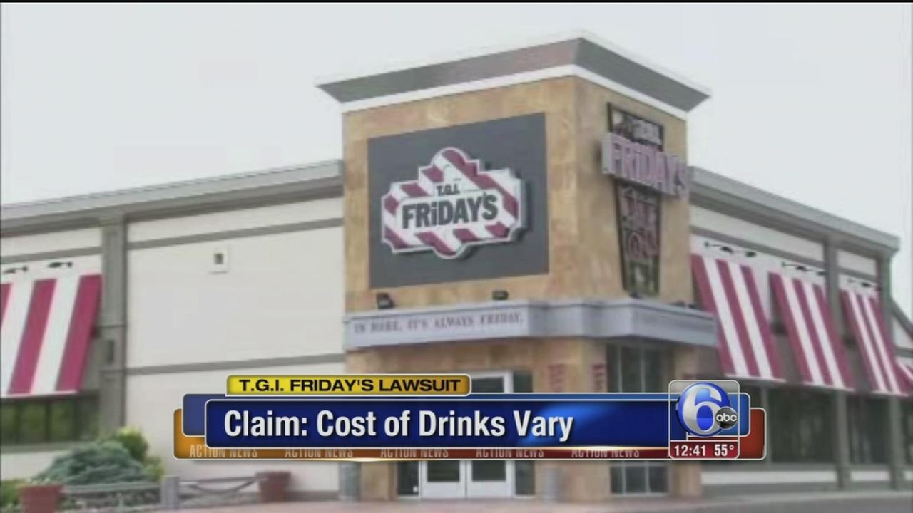 VIDEO: TGI Fridays lawsuit