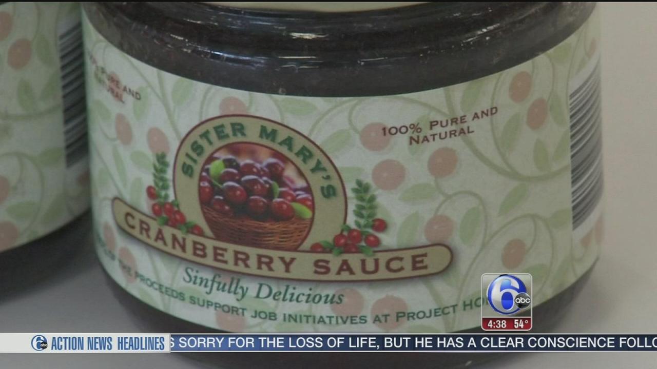 VIDEO: Philly nuns sauce creates jobs for homeless