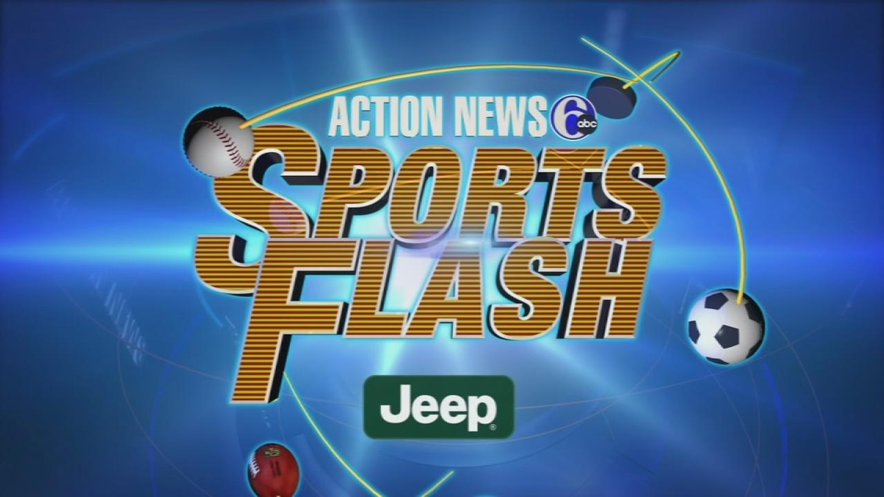 VIDEO: Action News Sports Flash: Wednesday November 26, 2014