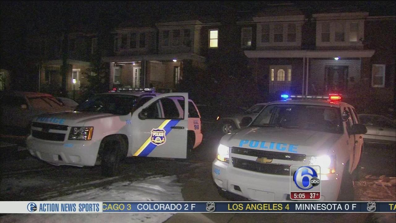VIDEO: 4 suspects sought in Roxborough home invasion