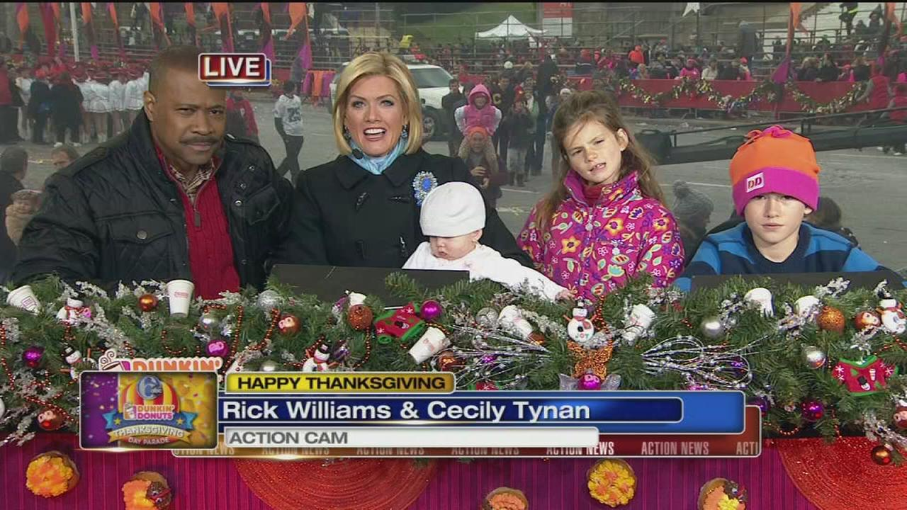 VIDEO: Rick and Cecily recap the parade