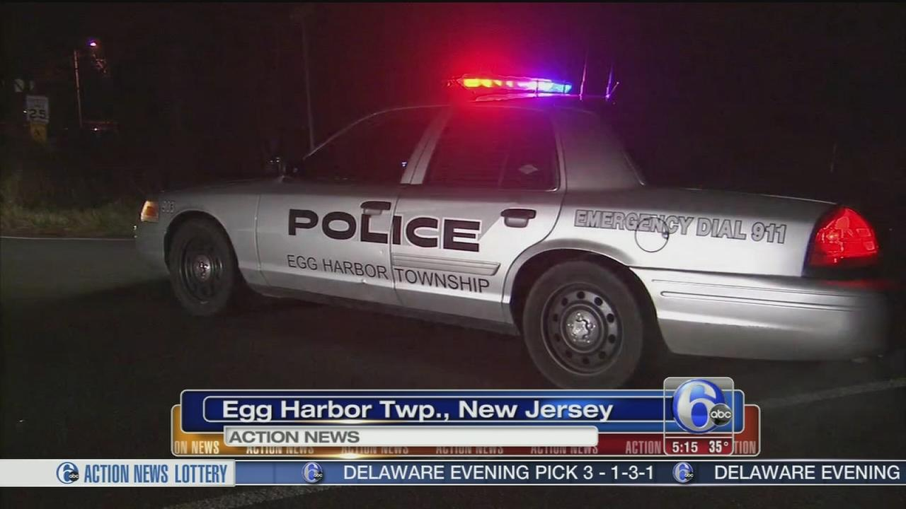 VIDEO: 1 injured in vehicle crash in Egg Harbor Twp.
