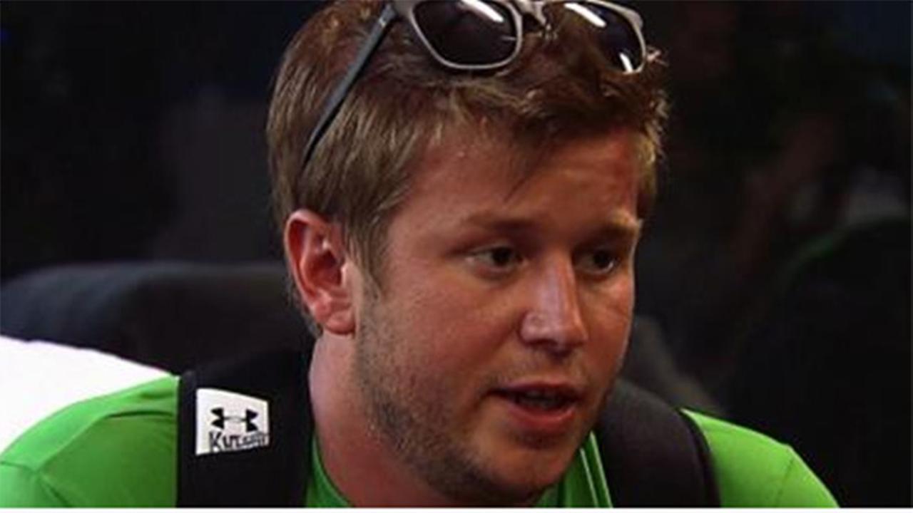 Ryan Knight (Photo from MTV)