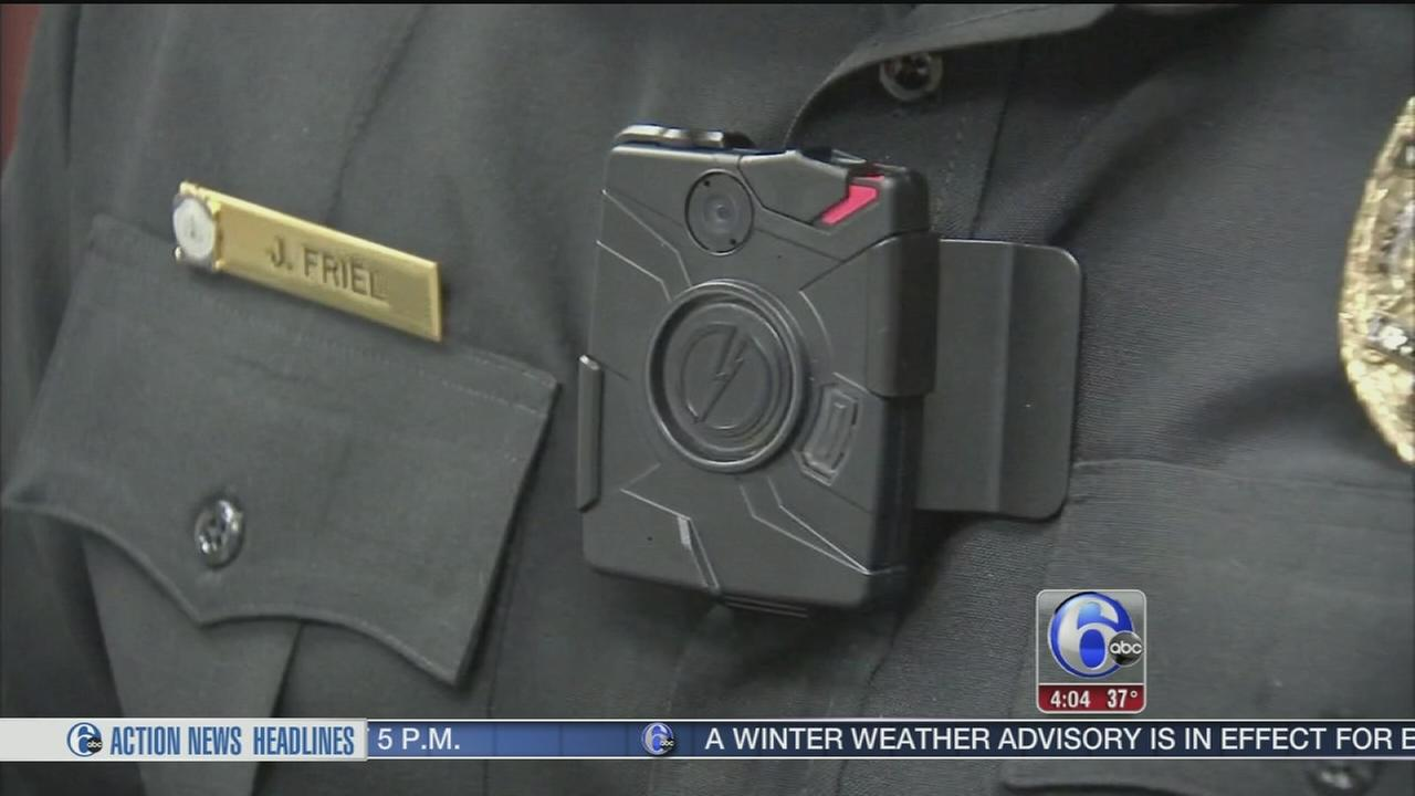 VIDEO: Body cam use has cops calling Evesham Twp. police