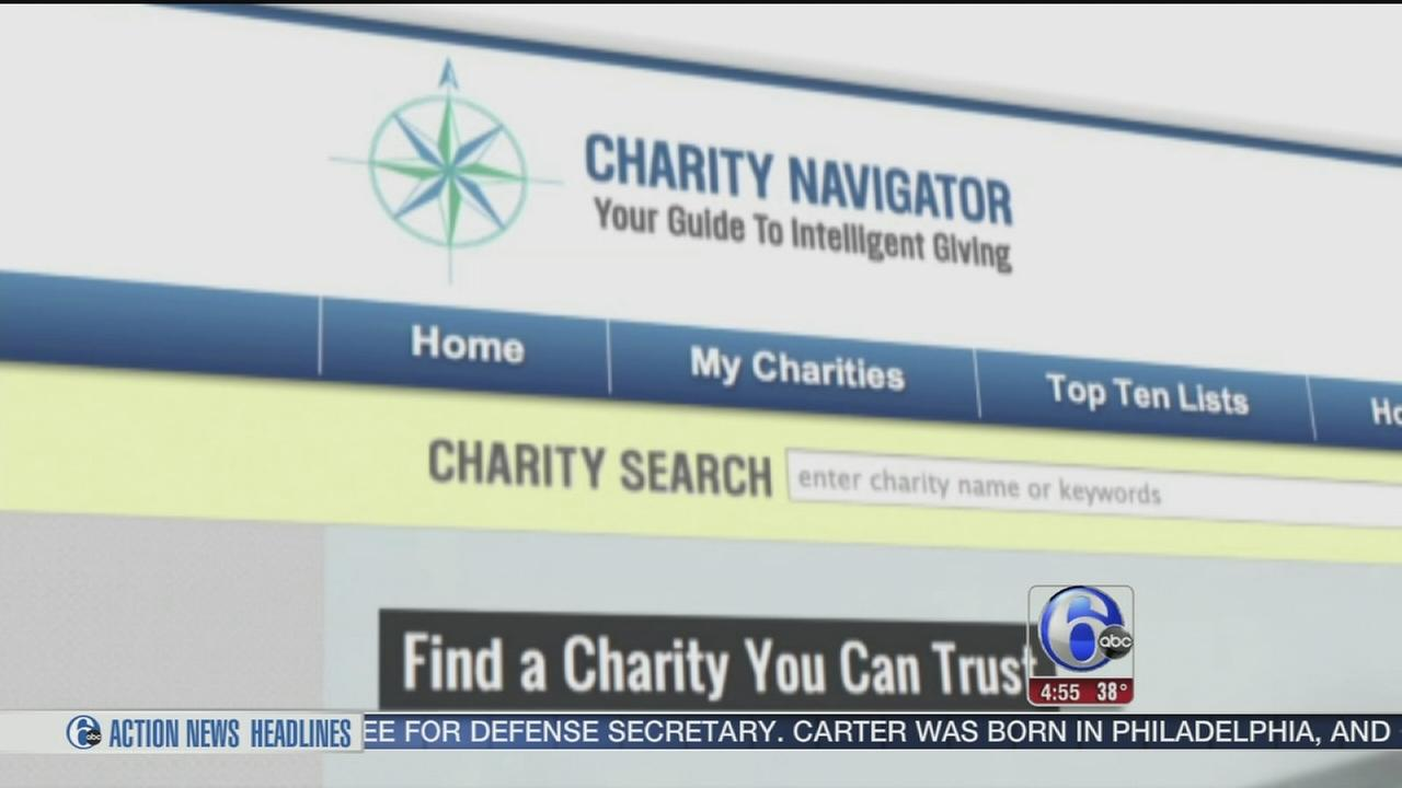 VIDEO: Consumer Reports: Check charities before donating