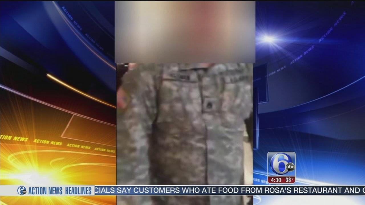 VIDEO: Local veteran confronts man allegedly impersonating a war hero