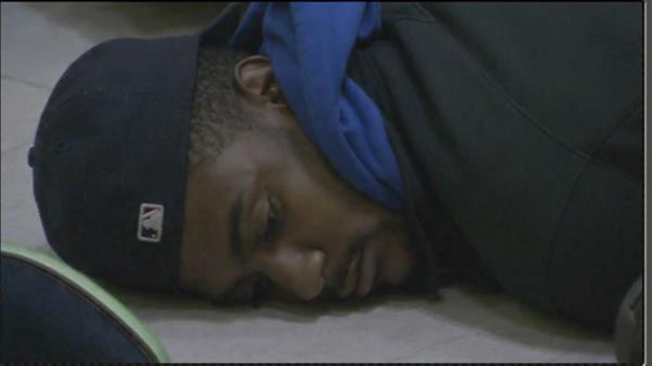 PHOTOS: Ferguson die-in, protest in Philadelphia