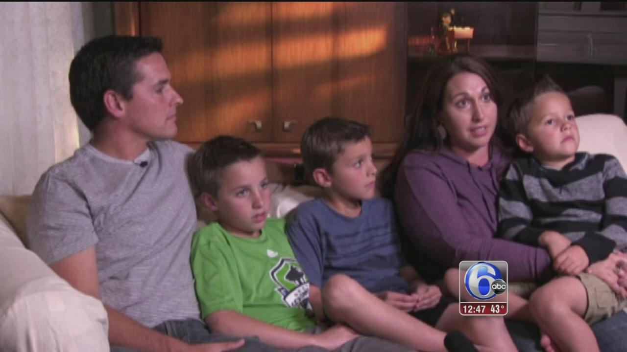 VIDEO: Mom cancels Christmas