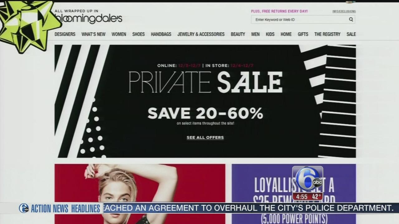 VIDEO: Holiday sales still going strong