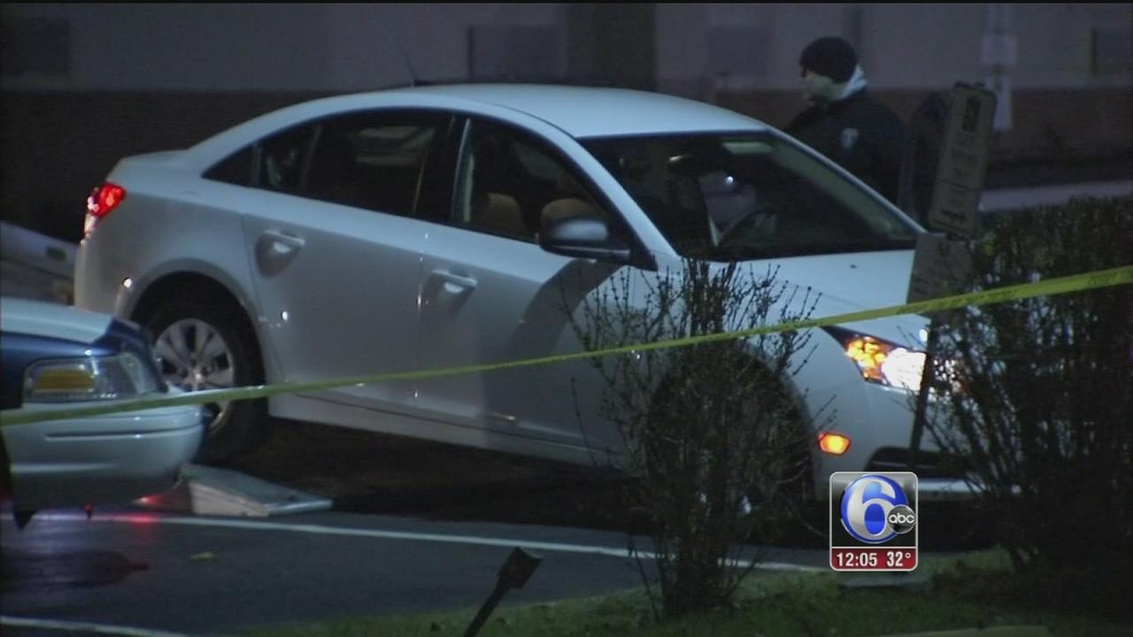 VIDEO: Woman found dead in trunk of car outside NJ hotel