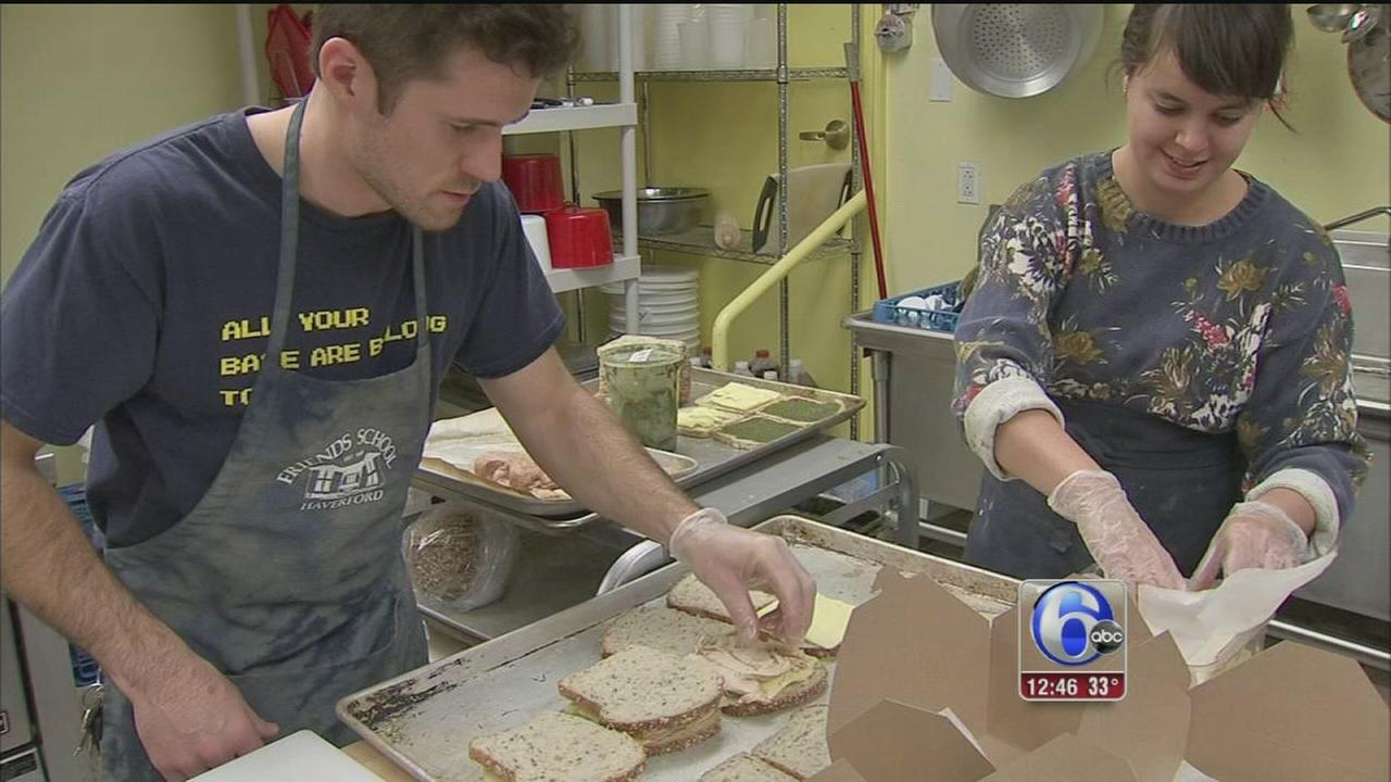 VIDEO: School embraces farm-to-table lunches
