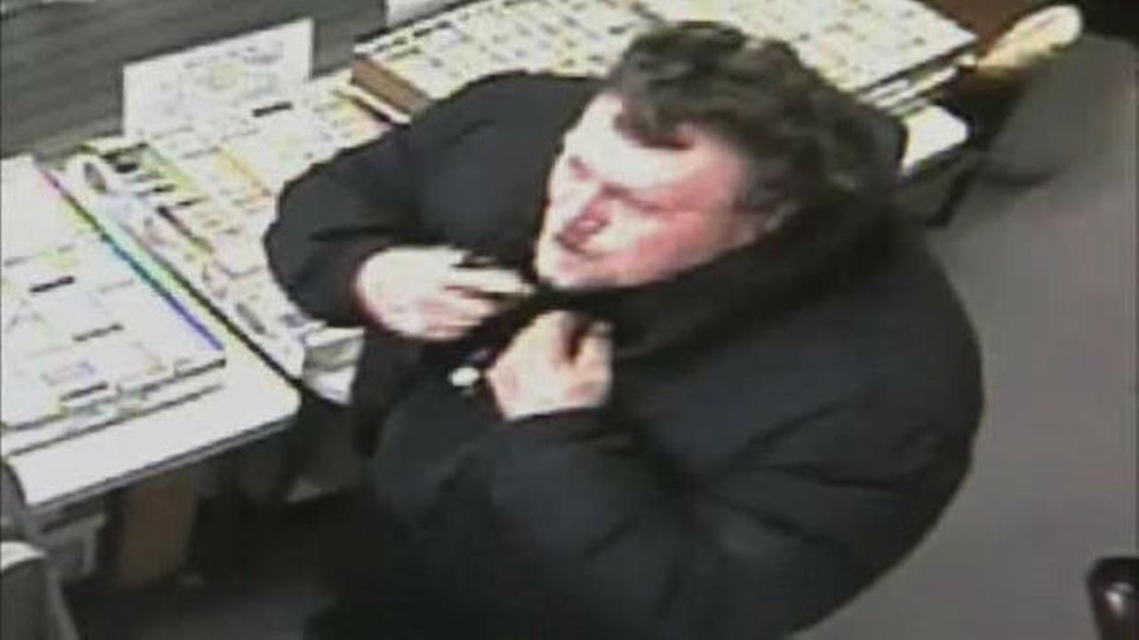 PHOTOS: Bensalem coin theft