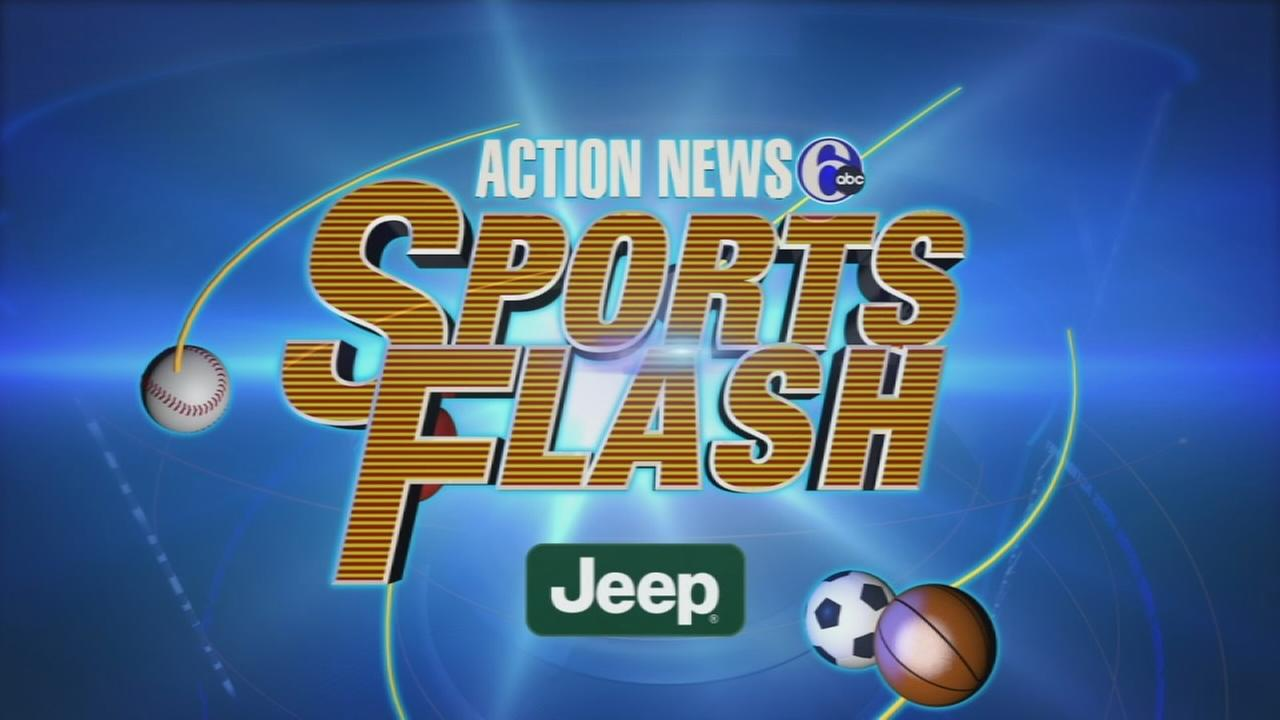 VIDEO: Action News Sports Flash: Wednesday December 10, 2014