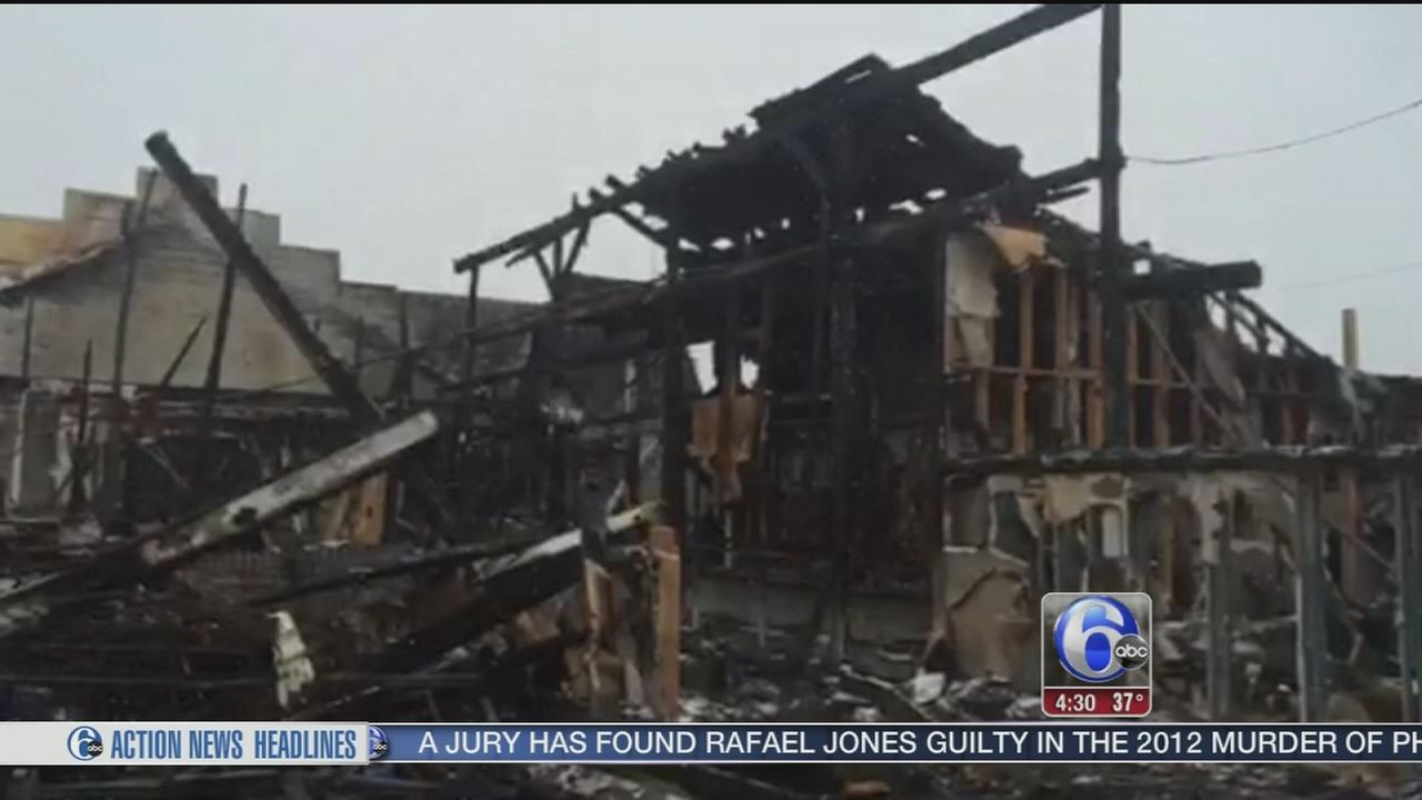 VIDEO: First look inside after Columbus Farmers Market fire