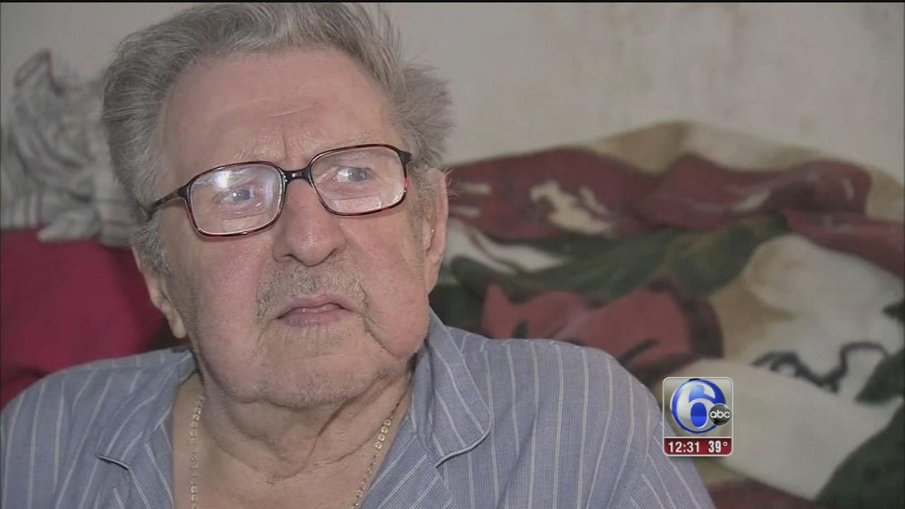 VIDEO: Man, 87, confronts thief twice in his home