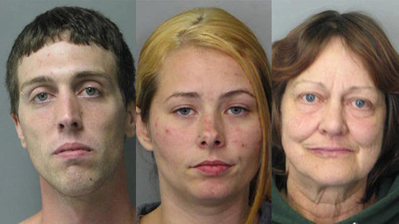 Meth lab bust in Delaware
