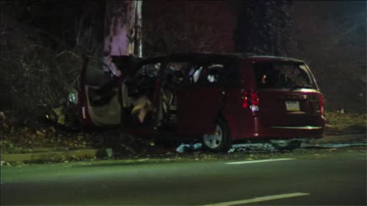 Woman dies after car bursts into flames in Hunting Park