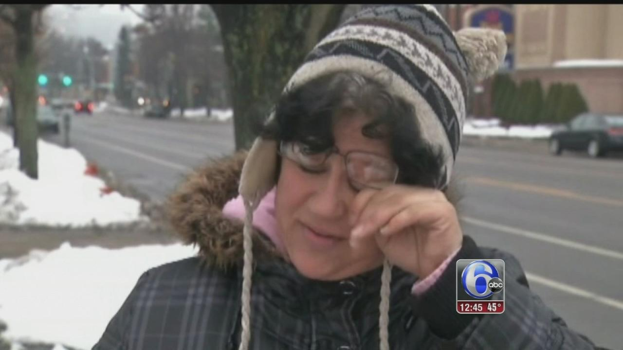 VIDEO: Store gives homeless woman a new coat