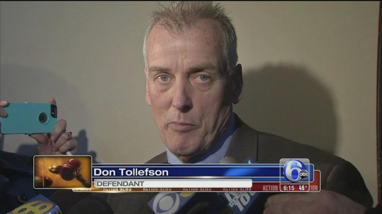 VIDEO: Tollefson withdraws guilty plea