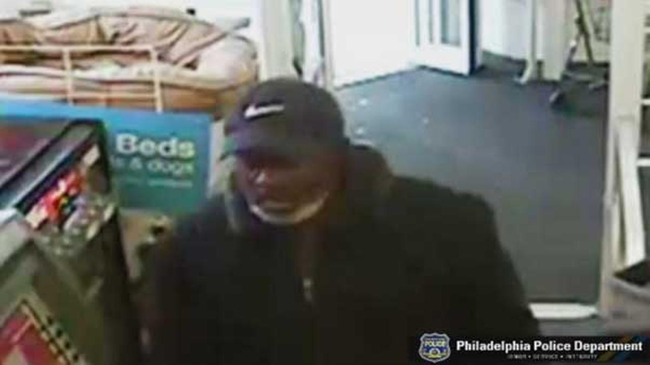 Police are looking for a purse thief in Philadelphias East Oak Lane section.