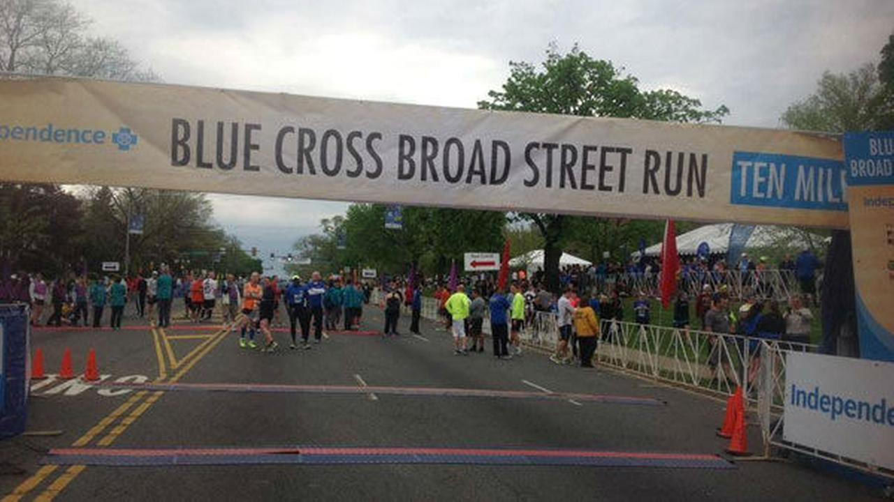 35th annual Blue Cross Broad Street Run