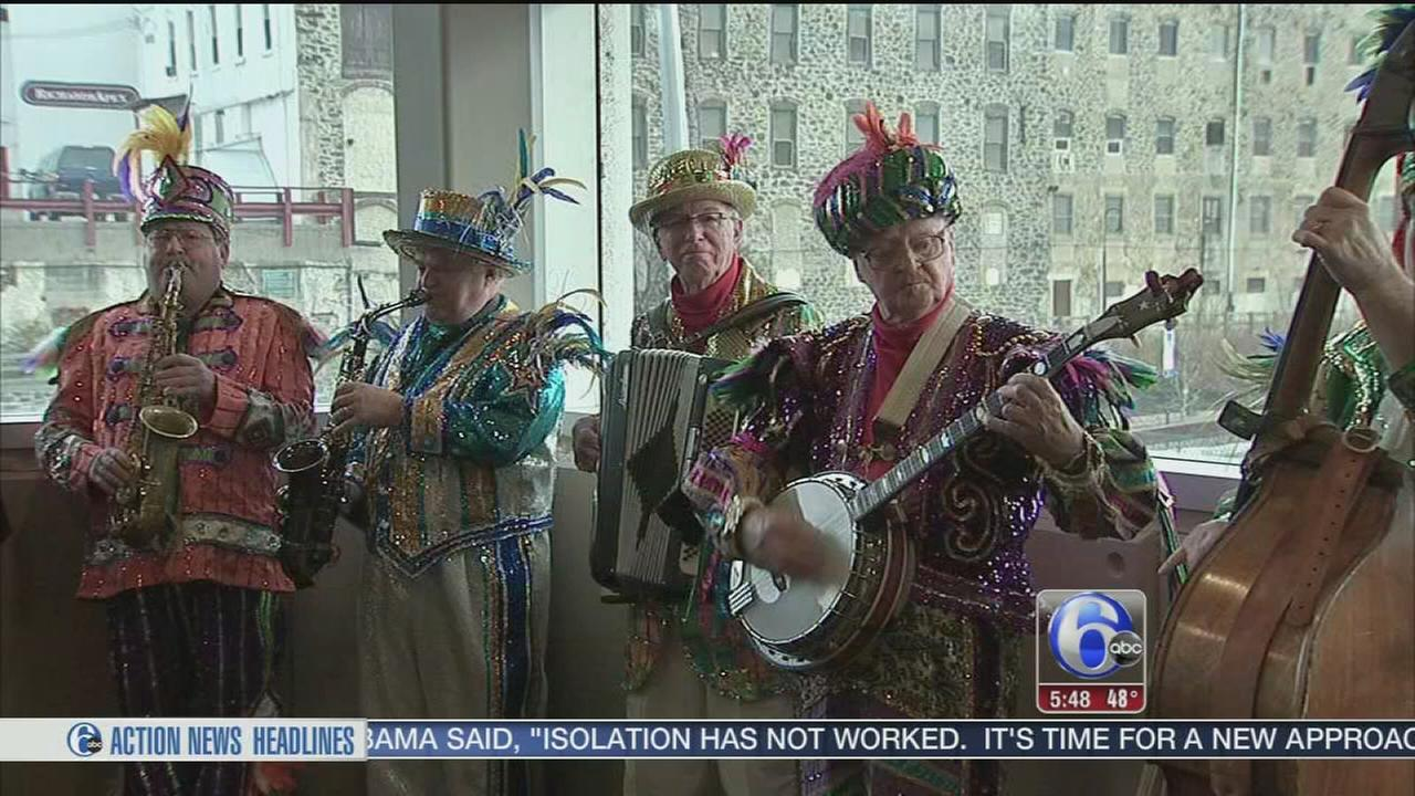 VIDEO: Mummers plan another parade