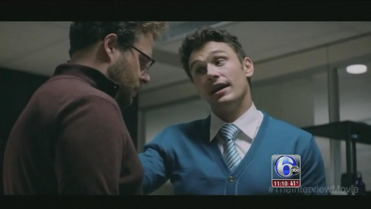 VIDEO: The Interview canceled
