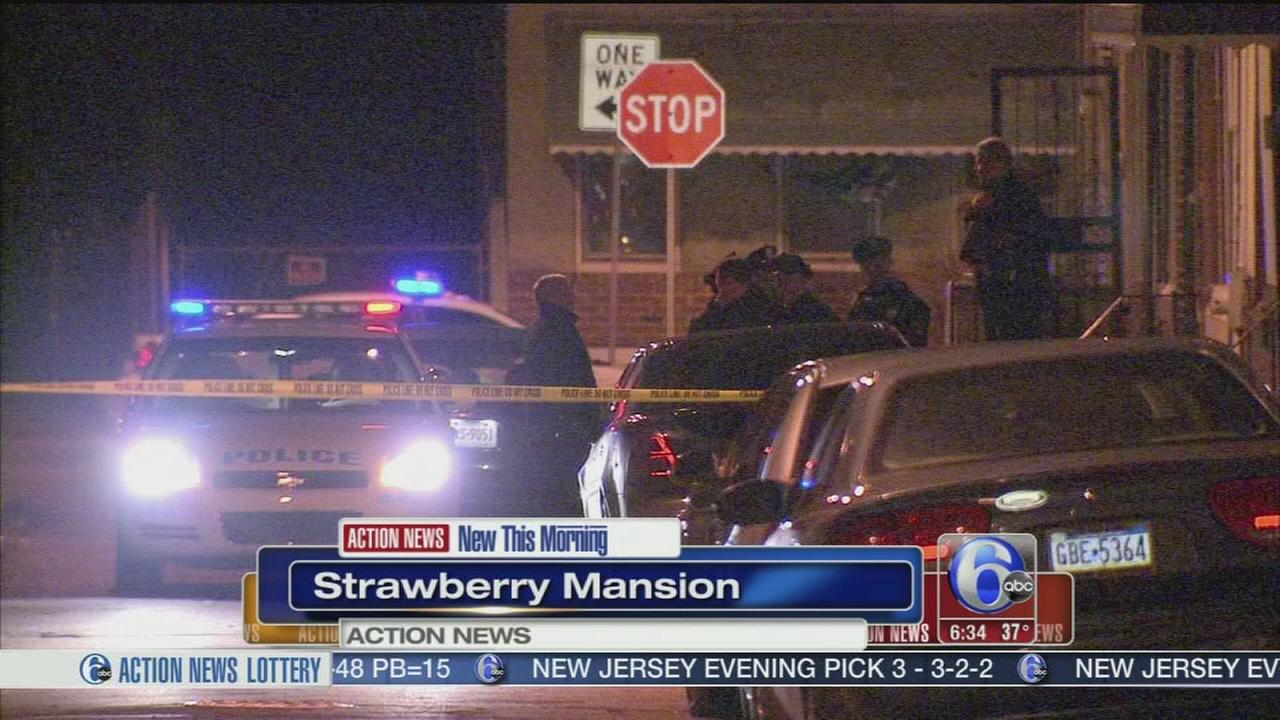 VIDEO: Guns, drugs found after Strawberry Mansion shooting