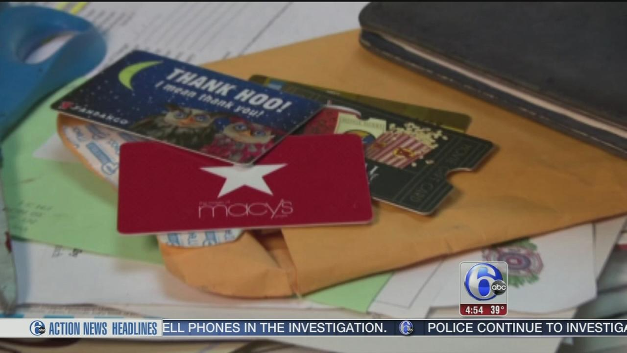 VIDEO: Why gift cards may make bad gifts