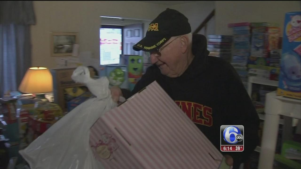 VIDEO: Toys for Tots