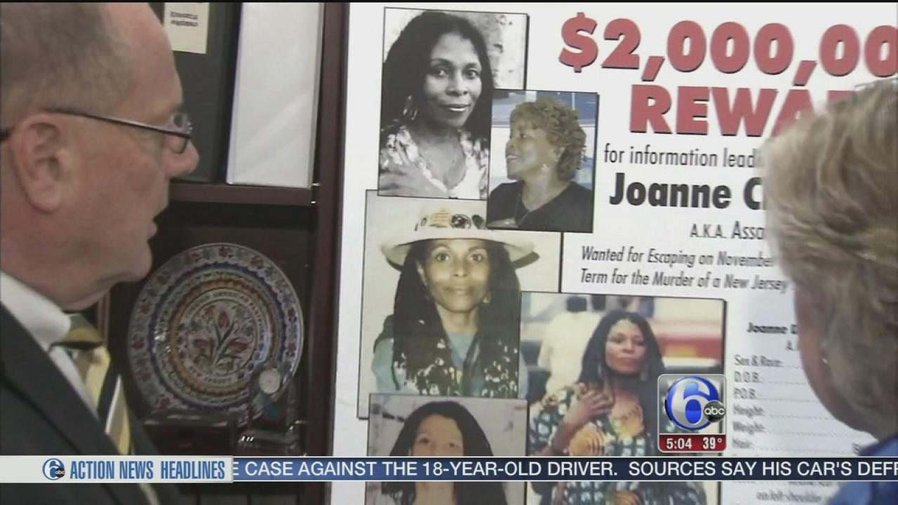 VIDEO: State police seek return of cop killer now in Cuba