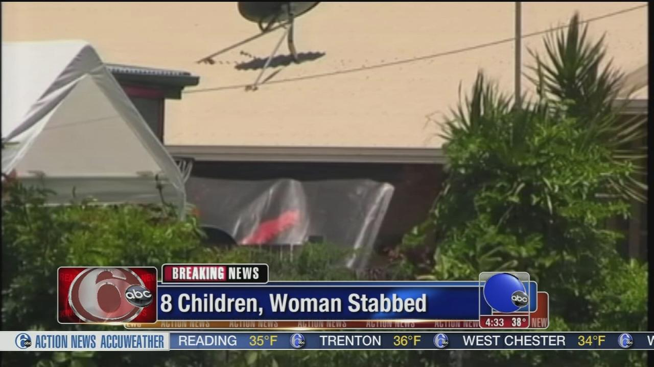VIDEO: 8 children found dead in home