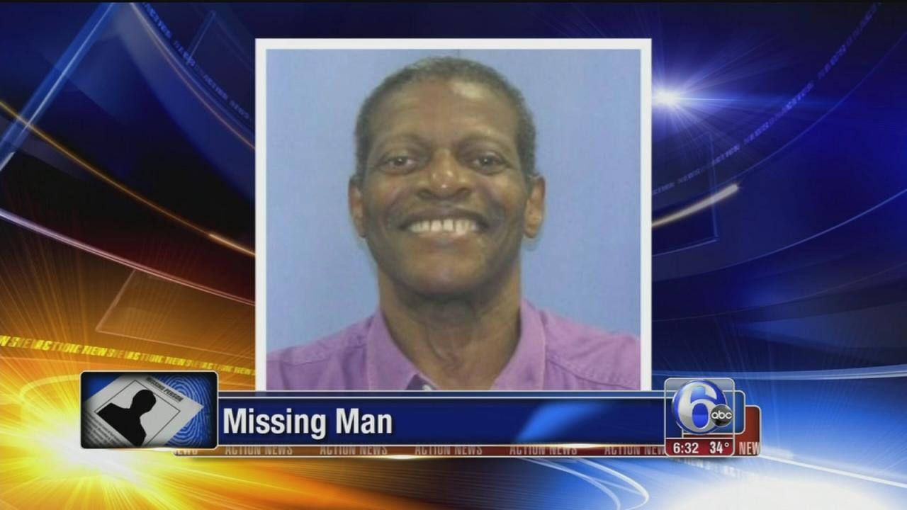 VIDEO: North Phila. man missing for 2 months