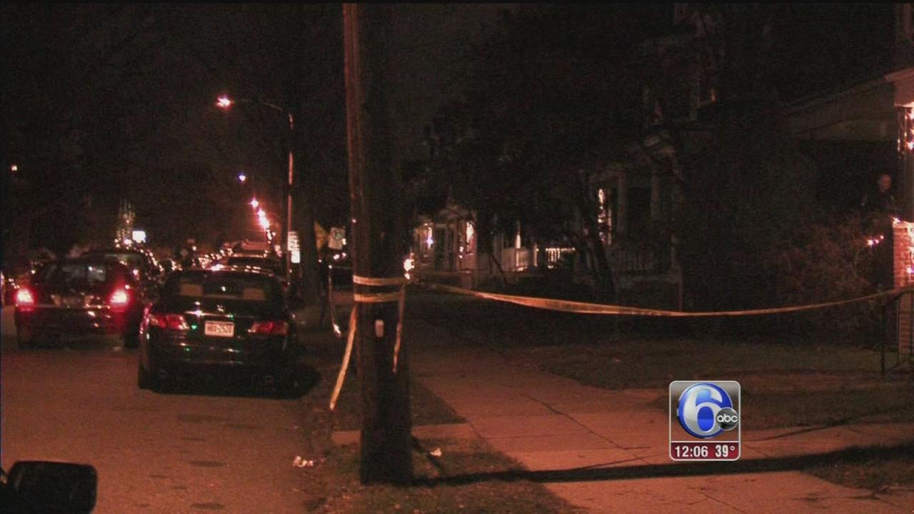 VIDEO: Norristown shooting