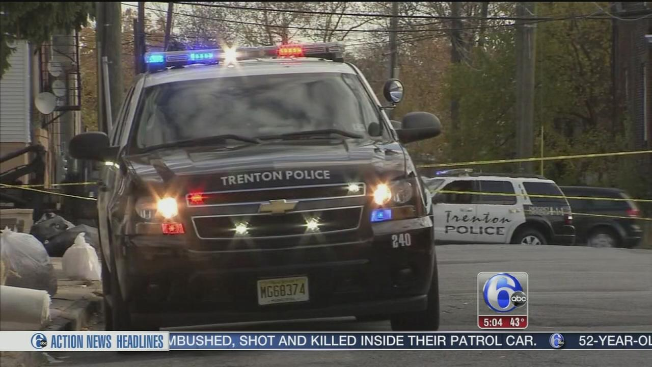VIDEO: Police in Trenton on high alert