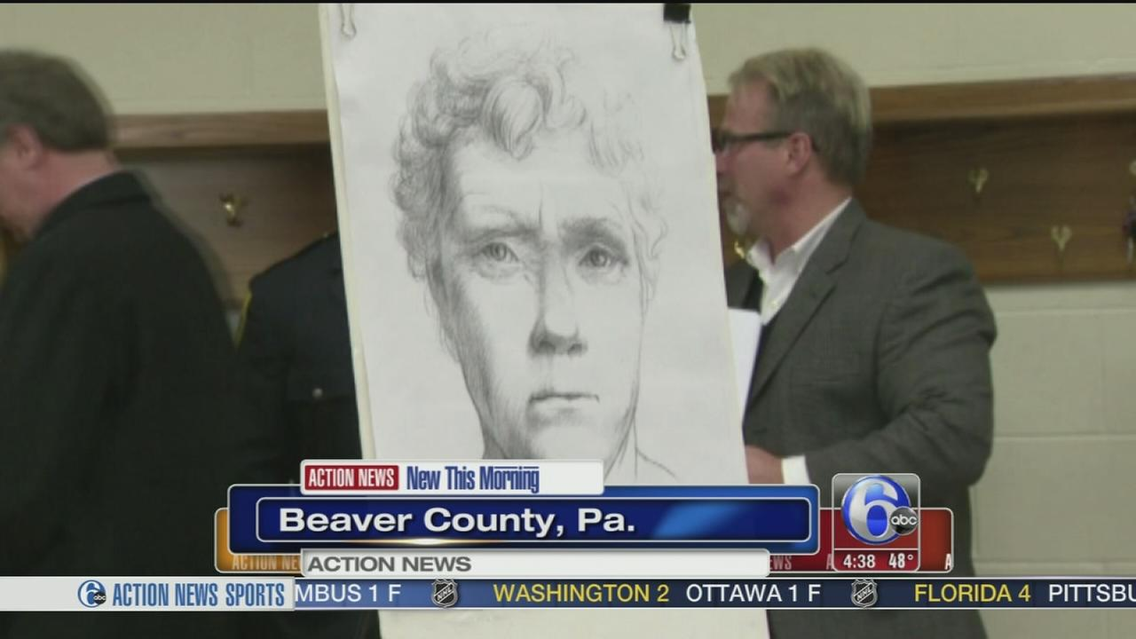 VIDEO: Embalmed head found in Beaver Co.