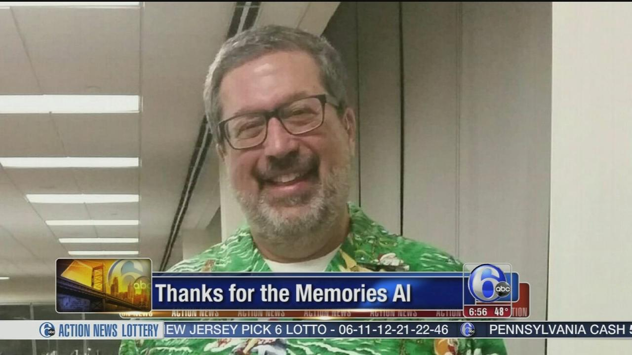 VIDEO: Action News says farewell to colleague
