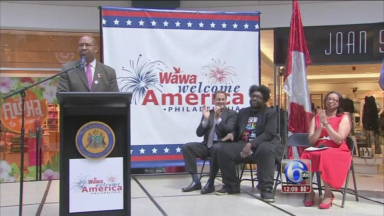 Wawa Welcome America lineup announced