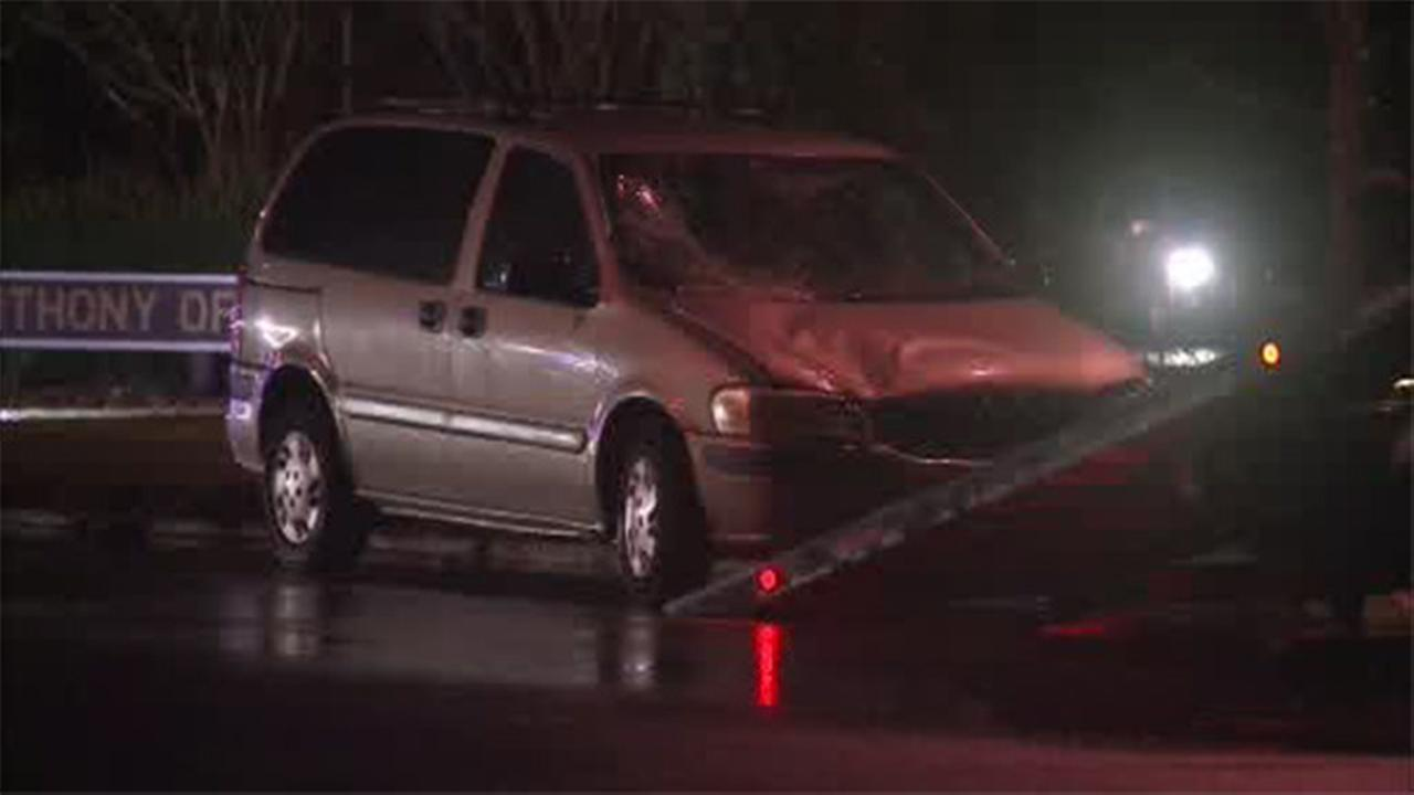 Woman struck and killed leaving Christmas Eve Mass in Hammonton