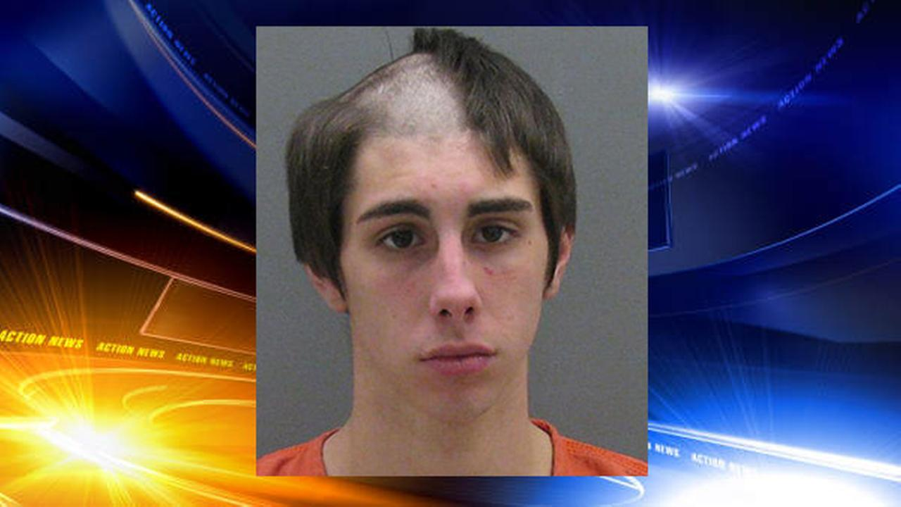 Police: Suspect doesnt finish shaving head before arrest
