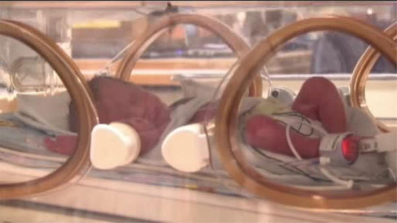 Pennsylvania family welcomes triplets on Christmas