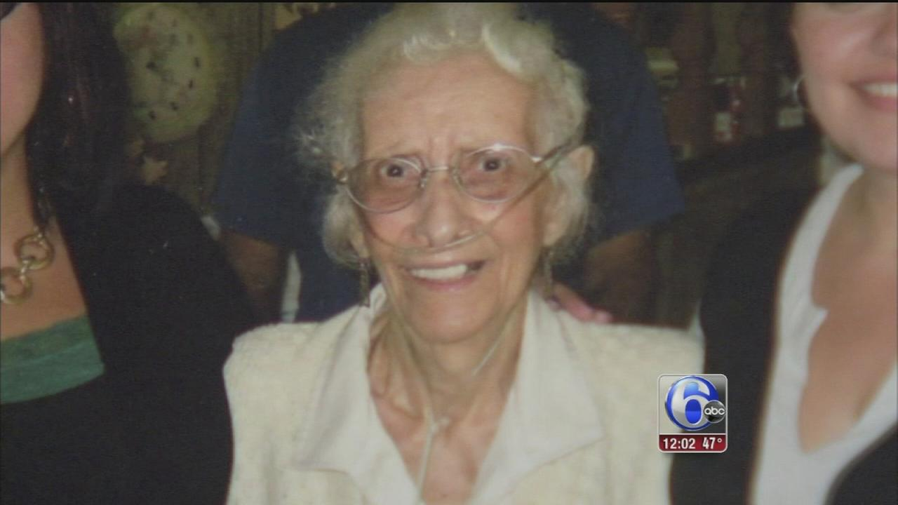 VIDEO: Woman, 94, dies after hit-and-run driver slams into house