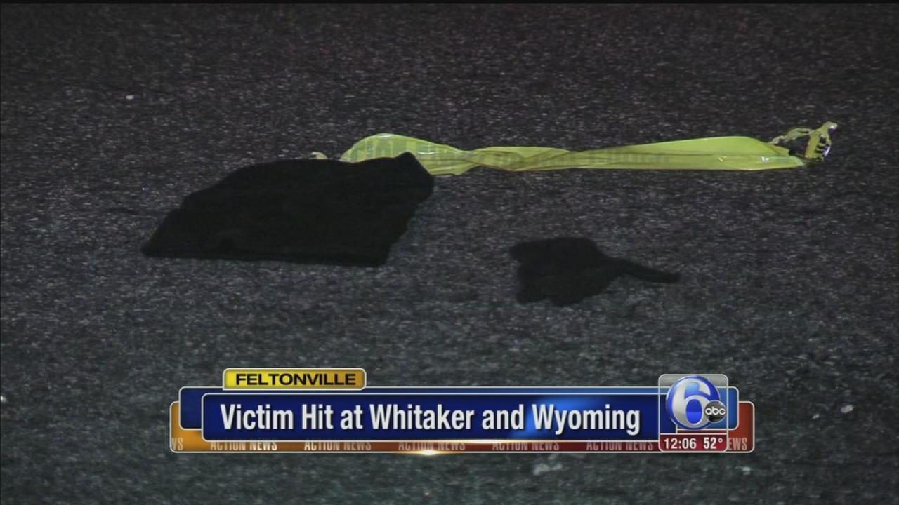 VIDEO: Mask, gun found