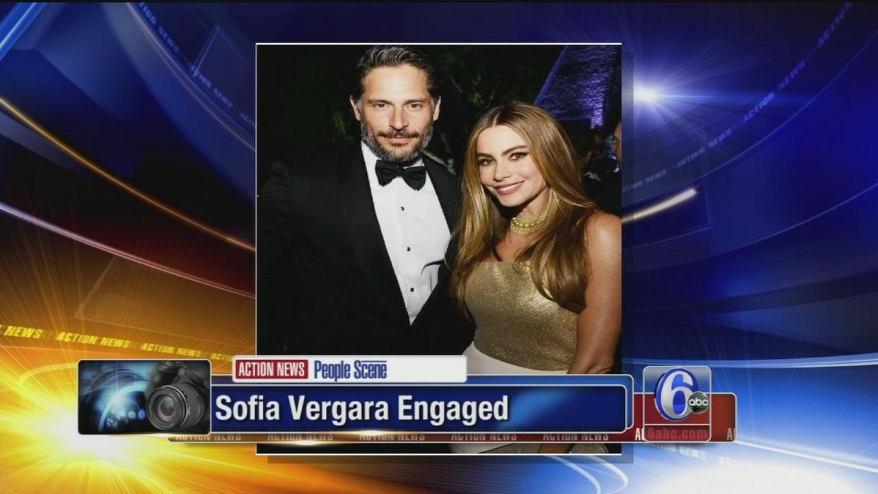 VIDEO: Sofia Vergara engaged