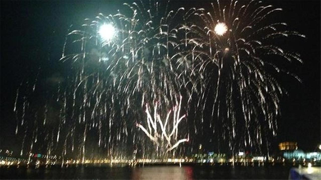 VIDEO: VIDEO: Phila. prepares to ring in the new year