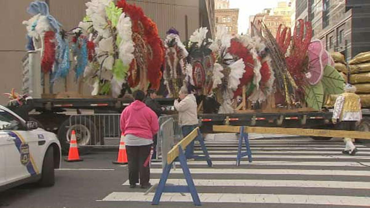 PHOTOS: Pictures from the 2015 Mummers Parade
