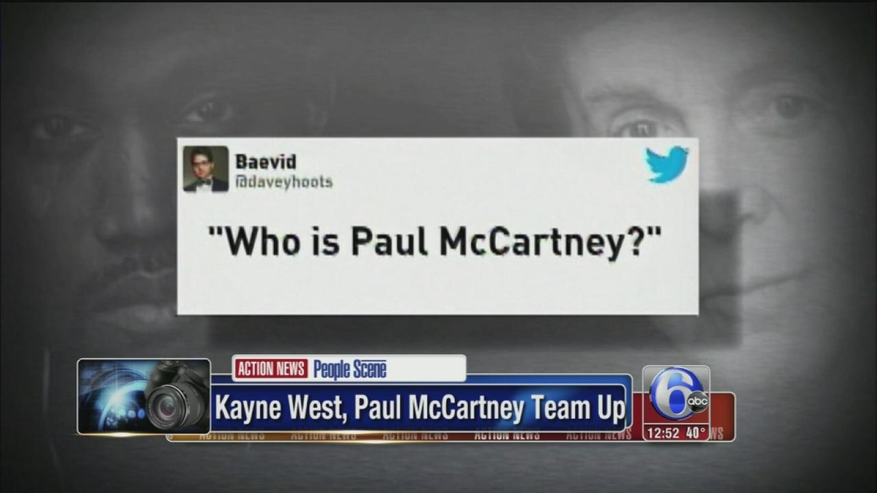 VIDEO: Who is Paul McCartney?  Some Kanye fans confused