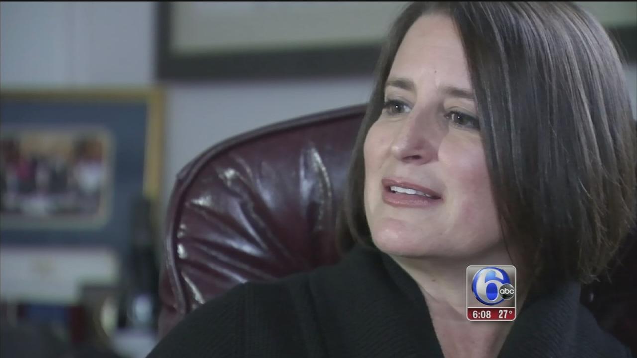 VIDEO: Montco DA Risa Ferman to run for county judge